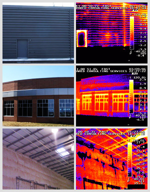 Infrared Building Envelope Performance Survey