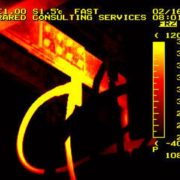 It's important to seek infrared thermography to identify issues.