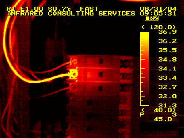 Prevent problems with an infrared inspection.