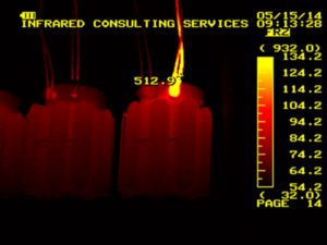 Prevent problems with an infrared electrical systems survey.