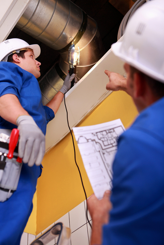 Find energy leaks with thermal imaging services.