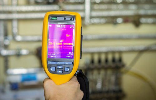 IRTest infrared inspection services