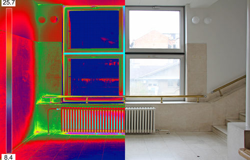 Consider IR thermography to look for little known problems.