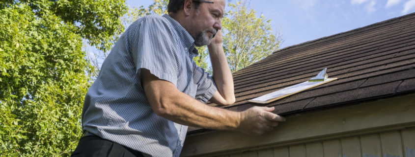 Infrared Consulting Services roof moisture