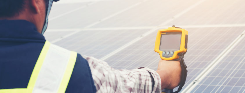Infrared Consulting Services benefits of Infrared Inspection